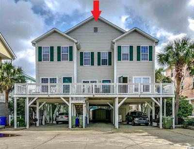 Surfside Beach Condo/Townhouse For Sale: 218b S 14th Ave. N #B