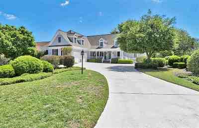 Pawleys Island Single Family Home For Sale: 252 Chapman Loop