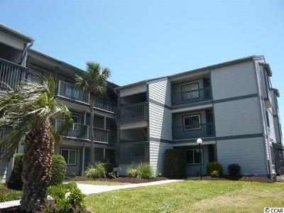 Surfside Beach Condo/Townhouse For Sale: 515 N Ocean Blvd. #103 A