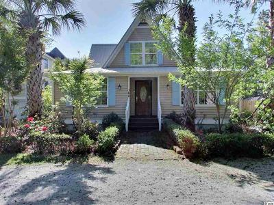 Pawleys Island Single Family Home For Sale: 168 Channel Bluff Ave