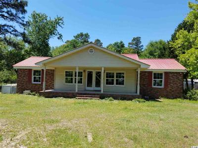 Horry County Single Family Home For Sale: 4543 Plum Tree Ln.