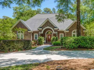 Pawleys Island Single Family Home For Sale: 921 Doral Drive