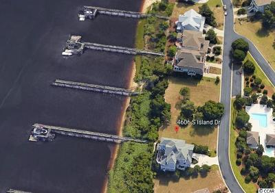 Georgetown County, Horry County Residential Lots & Land For Sale: 4606 S Island Dr.