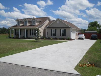 Aynor SC Single Family Home For Sale: $259,900