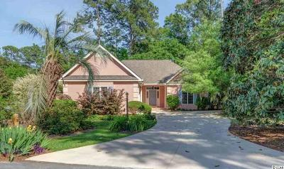 Pawleys Island Single Family Home For Sale: 63 Wentworth Place