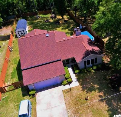Little River Single Family Home For Sale: 4183 Pine Drive