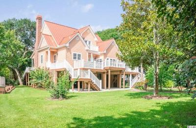 Surfside Beach Single Family Home For Sale: 319 N Oak Drive