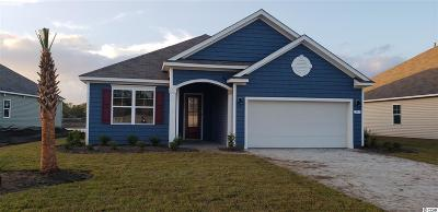 Surfside Beach Single Family Home Active-Pend. Cntgt. On Financi: Tbd Ocean Commons Drive