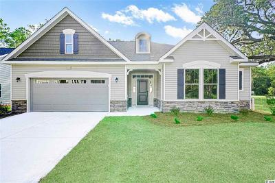 Longs Single Family Home Active-Pending Sale - Cash Ter: 1804 Thoms Creek Court