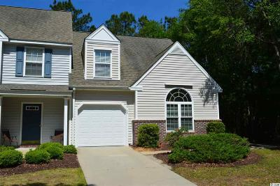 Pawleys Island Condo/Townhouse For Sale: 84 Palisade Loop #84