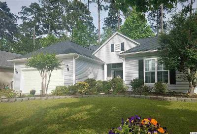 Murrells Inlet Single Family Home For Sale: 1163 N Blackmoor Dr
