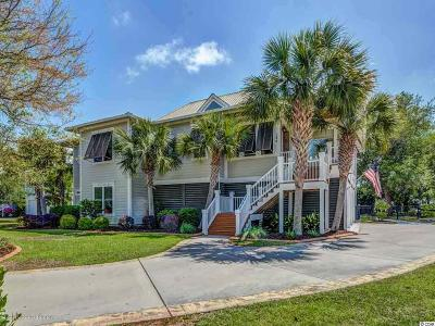 Murrells Inlet Single Family Home For Sale: 134 Hawks Nest Circle