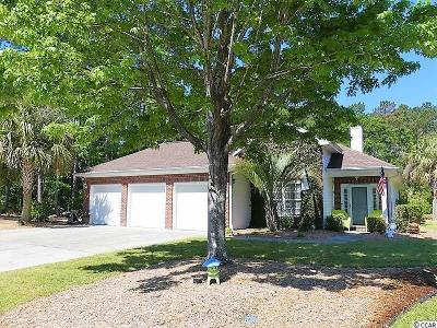 Murrells Inlet Single Family Home Active-Pending Sale - Cash Ter: 4591 Lilac Place