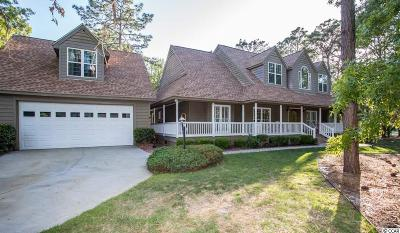 Pawleys Island Single Family Home For Sale: 34 Old Evergreen Lane