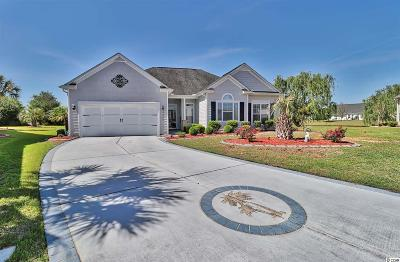 North Myrtle Beach Single Family Home Active-Pend. Contingent Contra: 3900 Bay Pines Court