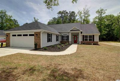 Conway Single Family Home For Sale: 1415 Forest View Rd