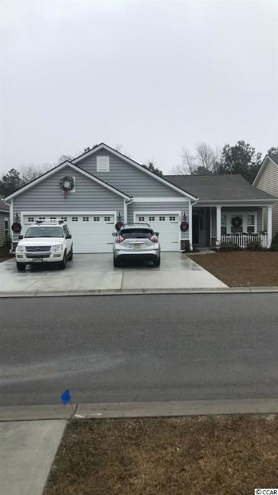 Murrells Inlet Single Family Home For Sale: 800 Cherry Blossom Drive