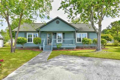 Murrells Inlet Single Family Home Active-Pend. Cntgt. On Financi: 1300 Timber Ct