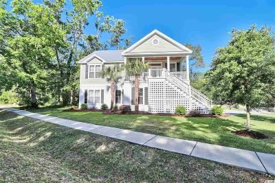 Murrells Inlet Single Family Home Active-Pend. Cntgt. On Financi: 3865 Spanner Way
