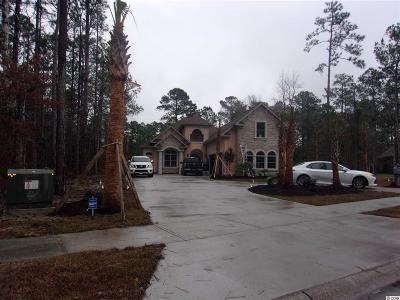 Myrtle Beach Single Family Home For Sale: 4005 Blackwood Ct.