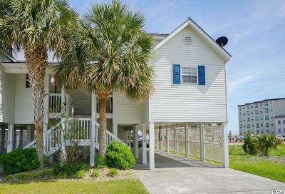 North Myrtle Beach Single Family Home For Sale: 4508a S Ocean Blvd