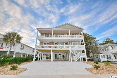North Myrtle Beach Single Family Home For Sale: 1900 S Ocean Blvd