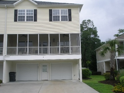 Murrells Inlet Condo/Townhouse For Sale: 1005 B Kelly Court #B