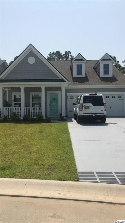 Murrells Inlet Single Family Home For Sale: 717 Cherry Blossom Dr