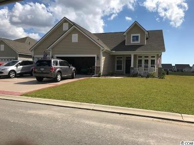 Murrells Inlet Single Family Home For Sale: 760 Cherry Blossom Drive