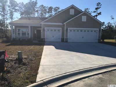 Murrells Inlet Single Family Home For Sale: 749 Cherry Blossom Ln.