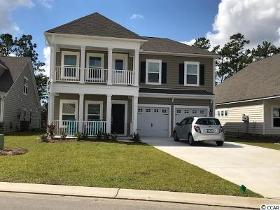 Murrells Inlet Single Family Home Active-Pend. Cntgt. On Financi: 721 Cherry Blossom Dr.