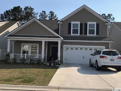 Murrells Inlet Single Family Home For Sale: 713 Cherry Blossom Ln.