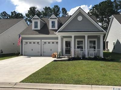 Murrells Inlet Single Family Home For Sale: 705 Cherry Blossom Dr