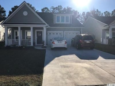 Murrells Inlet Single Family Home For Sale: 689 Cherry Blossom Dr