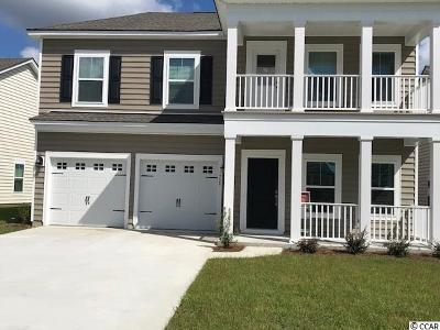 Murrells Inlet Single Family Home For Sale: 708 Cherry Blossom Drive