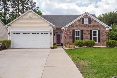Murrells Inlet Single Family Home For Sale: 1485 Riceland Ct