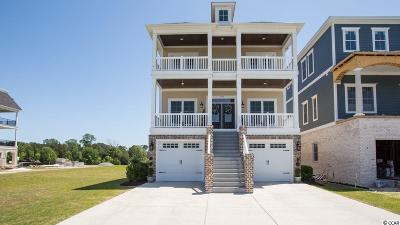 Myrtle Beach Single Family Home For Sale: 476 West Palms Drive