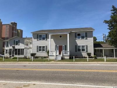 North Myrtle Beach Multi Family Home Active-Pend. Contingent Contra: 301 S 27th Avenue