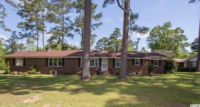 Loris SC Single Family Home For Sale: $149,900