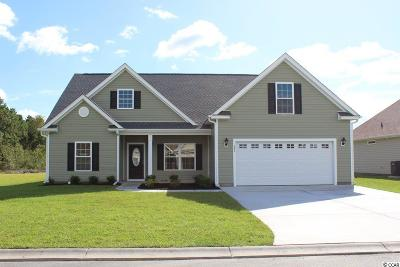 Horry County Single Family Home Active-Pend. Cntgt. On Financi: 287 Copperwood Loop