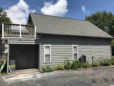 North Myrtle Beach Single Family Home For Sale: 1701-F Edge Drive