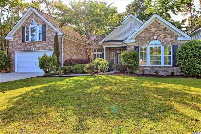 Murrells Inlet Single Family Home For Sale: 298 Pickering Dr