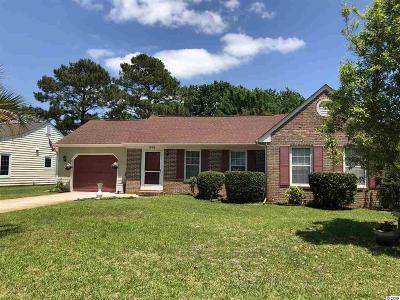 Murrells Inlet Single Family Home Active-Pending Sale - Cash Ter: 308 Mourning Dove Lane