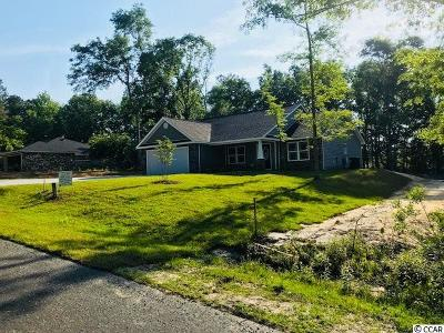 Galivants Ferry SC Single Family Home For Sale: $199,900