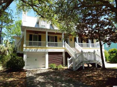 Pawleys Island Single Family Home Active-Pending Sale - Cash Ter: 275 Cayman Loop