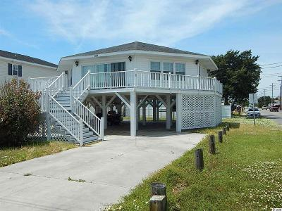 North Myrtle Beach Single Family Home Active-Pending Sale - Cash Ter: 219 N 25th Avenue