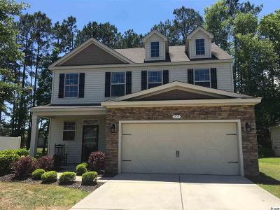 Murrells Inlet Single Family Home Active-Pend. Contingent Contra: 237 Golden Oaks Dr