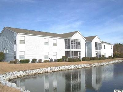 Surfside Beach Condo/Townhouse For Sale: 8745f Timrod Drive #F