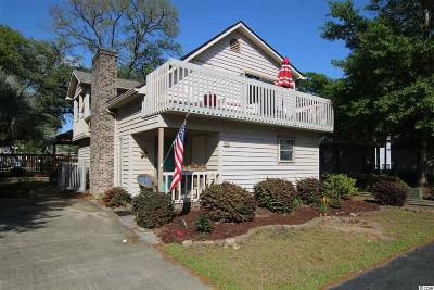 North Myrtle Beach Single Family Home Active-Pend. Cntgt. On Financi: 402 Windy Lane