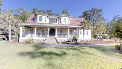 Murrells Inlet Single Family Home Active-Pending Sale - Cash Ter: 11161 McDowell Shortcut Road